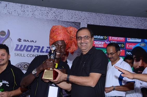 Jury (Boxer) Award